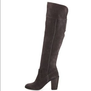 Dolce Vita Orene Suede Over-The-Knee Boot 👢
